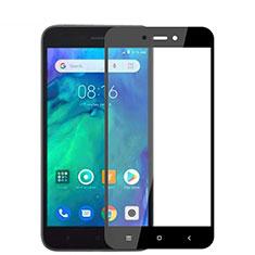 Xiaomi Redmi Go用強化ガラス フル液晶保護フィルム Xiaomi ブラック
