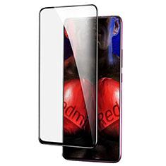 Xiaomi Redmi K20用強化ガラス フル液晶保護フィルム F04 Xiaomi ブラック