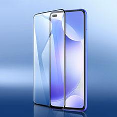 Xiaomi Redmi K30 5G用強化ガラス フル液晶保護フィルム F05 Xiaomi ブラック