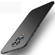 Xiaomi Redmi K30 Pro 5G用ハードケース プラスチック 質感もマット カバー P01 Xiaomi ブラック