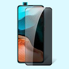 Xiaomi Redmi K30 Pro 5G用反スパイ 強化ガラス 液晶保護フィルム Xiaomi クリア