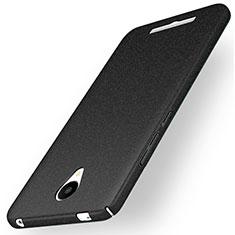 Xiaomi Redmi Note 2用ハードケース プラスチック 質感もマット Xiaomi ブラック