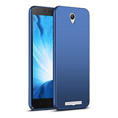 Xiaomi Redmi Note 2用ハードケース プラスチック 質感もマット M02 Xiaomi ネイビー