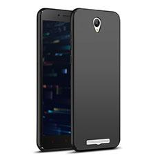 Xiaomi Redmi Note 2用ハードケース プラスチック 質感もマット M02 Xiaomi ブラック