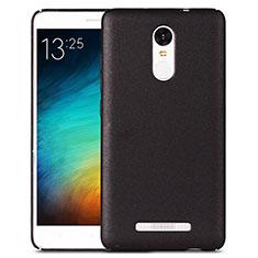Xiaomi Redmi Note 3 MediaTek用ハードケース カバー プラスチック Xiaomi ブラック