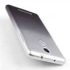 Xiaomi Redmi Note 3 MediaTek用極薄ソフトケース シリコンケース 耐衝撃 全面保護 クリア透明 T03 Xiaomi クリア