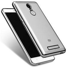 Xiaomi Redmi Note 3 MediaTek用極薄ソフトケース シリコンケース 耐衝撃 全面保護 クリア透明 T09 Xiaomi クリア