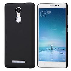 Xiaomi Redmi Note 3 MediaTek用ハードケース プラスチック メッシュ デザイン Xiaomi ブラック