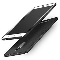 Xiaomi Redmi Note 3 MediaTek用ハードケース カバー プラスチック Q01 Xiaomi ブラック