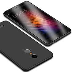Xiaomi Redmi Note 3 MediaTek用極薄ソフトケース シリコンケース 耐衝撃 全面保護 Xiaomi ブラック