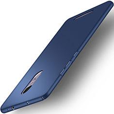 Xiaomi Redmi Note 3 Pro用ハードケース プラスチック 質感もマット Xiaomi ネイビー