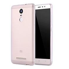 Xiaomi Redmi Note 3 Pro用極薄ソフトケース シリコンケース 耐衝撃 全面保護 S01 Xiaomi クリア