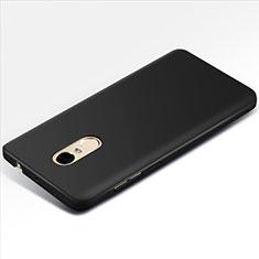 Xiaomi Redmi Note 4用ハードケース プラスチック 質感もマット M01 Xiaomi ブラック