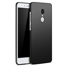 Xiaomi Redmi Note 4用ハードケース プラスチック 質感もマット M02 Xiaomi ブラック