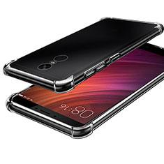 Xiaomi Redmi Note 4用極薄ソフトケース シリコンケース 耐衝撃 全面保護 クリア透明 T08 Xiaomi クリア