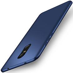 Xiaomi Redmi Note 4 Standard Edition用ハードケース プラスチック 質感もマット Xiaomi ネイビー