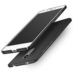 Xiaomi Redmi Note 4 Standard Edition用ハードケース カバー プラスチック Q01 Xiaomi ブラック