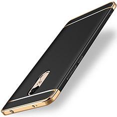 Xiaomi Redmi Note 4 Standard Edition用ケース 高級感 手触り良い メタル兼プラスチック バンパー Xiaomi ブラック