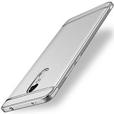 Xiaomi Redmi Note 4 Standard Edition用ケース 高級感 手触り良い メタル兼プラスチック バンパー Xiaomi シルバー