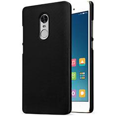 Xiaomi Redmi Note 4 Standard Edition用ハードケース プラスチック メッシュ デザイン Xiaomi ブラック