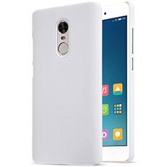 Xiaomi Redmi Note 4 Standard Edition用ハードケース プラスチック メッシュ デザイン Xiaomi ホワイト
