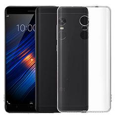 Xiaomi Redmi Note 4X用極薄ソフトケース シリコンケース 耐衝撃 全面保護 クリア透明 カバー Xiaomi クリア