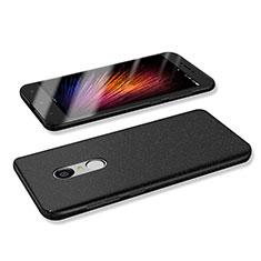 Xiaomi Redmi Note 4X用ハードケース プラスチック 質感もマット M02 Xiaomi ブラック