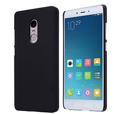 Xiaomi Redmi Note 4X High Edition用ハードケース プラスチック メッシュ デザイン Xiaomi ブラック