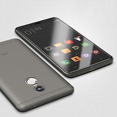 Xiaomi Redmi Note 4X High Edition用極薄ソフトケース シリコンケース 耐衝撃 全面保護 S02 Xiaomi グレー