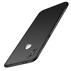 Xiaomi Redmi Note 5用ハードケース プラスチック 質感もマット M01 Xiaomi ブラック