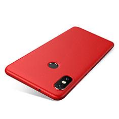 Xiaomi Redmi Note 5用極薄ソフトケース シリコンケース 耐衝撃 全面保護 S03 Xiaomi レッド