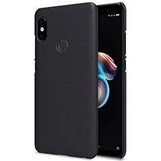 Xiaomi Redmi Note 5用ハードケース プラスチック メッシュ デザイン Xiaomi ブラック