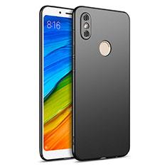 Xiaomi Redmi Note 5用ハードケース プラスチック 質感もマット Xiaomi ブラック