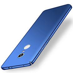 Xiaomi Redmi Note 5 Indian Version用ハードケース プラスチック 質感もマット M01 Xiaomi ネイビー