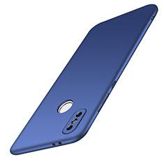 Xiaomi Redmi Note 5 Pro用ハードケース プラスチック 質感もマット M01 Xiaomi ネイビー