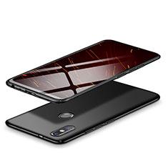 Xiaomi Redmi Note 5 Pro用ハードケース プラスチック 質感もマット M02 Xiaomi ブラック