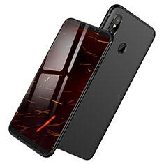 Xiaomi Redmi Note 5 Pro用極薄ソフトケース シリコンケース 耐衝撃 全面保護 S04 Xiaomi ブラック