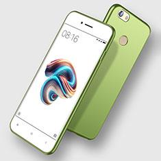 Xiaomi Redmi Note 5A High Edition用ハードケース プラスチック 質感もマット Xiaomi グリーン