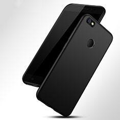 Xiaomi Redmi Note 5A High Edition用シリコンケース ソフトタッチラバー カバー Xiaomi ブラック