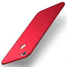 Xiaomi Redmi Note 5A High Edition用ハードケース プラスチック 質感もマット M03 Xiaomi レッド