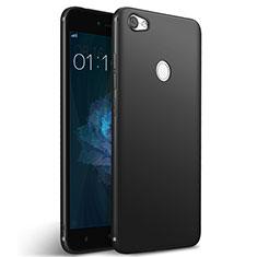 Xiaomi Redmi Note 5A Prime用シリコンケース ソフトタッチラバー Xiaomi ブラック