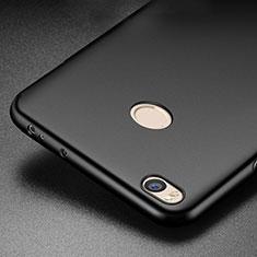 Xiaomi Redmi Note 5A Prime用シリコンケース カバー ソフトタッチラバー Xiaomi ブラック