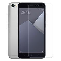 Xiaomi Redmi Note 5A Prime用強化ガラス 液晶保護フィルム T02 Xiaomi クリア