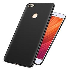 Xiaomi Redmi Note 5A Pro用極薄ソフトケース シリコンケース 耐衝撃 全面保護 S02 Xiaomi ブラック