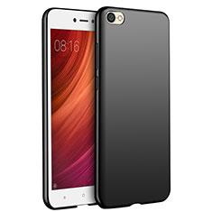 Xiaomi Redmi Note 5A Standard Edition用極薄ソフトケース シリコンケース 耐衝撃 全面保護 Xiaomi ブラック