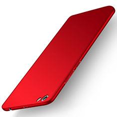 Xiaomi Redmi Note 5A Standard Edition用ハードケース プラスチック 質感もマット M01 Xiaomi レッド