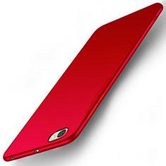 Xiaomi Redmi Note 5A Standard Edition用ハードケース プラスチック 質感もマット Xiaomi レッド