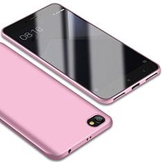 Xiaomi Redmi Note 5A Standard Edition用極薄ソフトケース シリコンケース 耐衝撃 全面保護 S01 Xiaomi ピンク