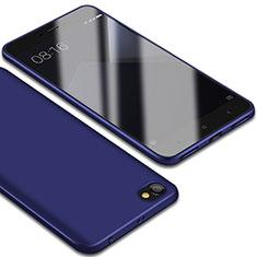 Xiaomi Redmi Note 5A Standard Edition用極薄ソフトケース シリコンケース 耐衝撃 全面保護 S01 Xiaomi ネイビー