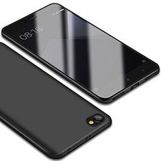 Xiaomi Redmi Note 5A Standard Edition用極薄ソフトケース シリコンケース 耐衝撃 全面保護 S01 Xiaomi ブラック